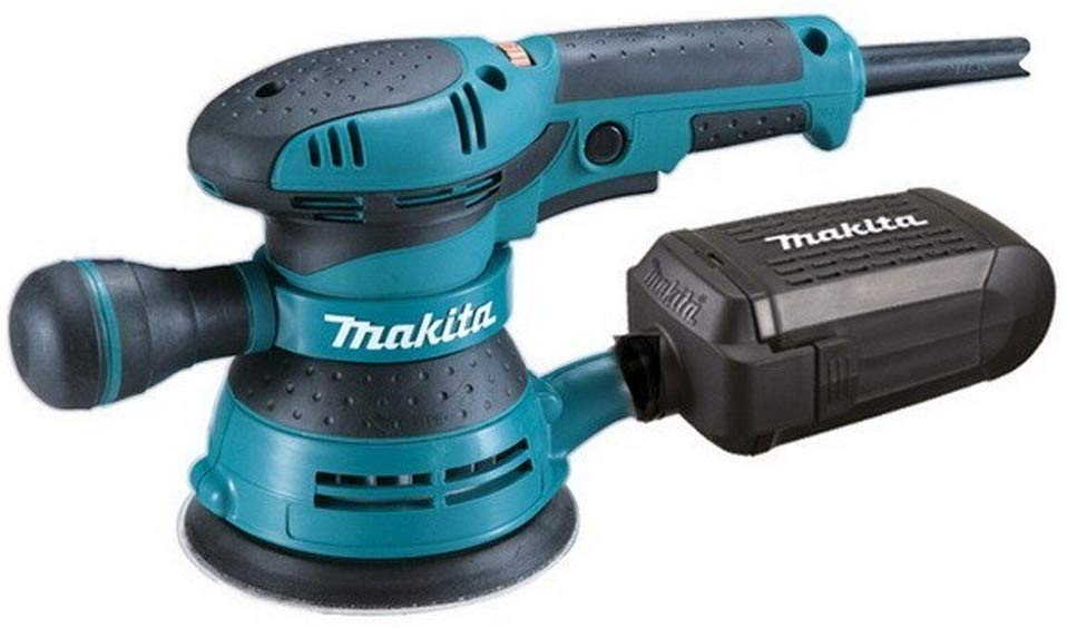 About the Makita orbital sander