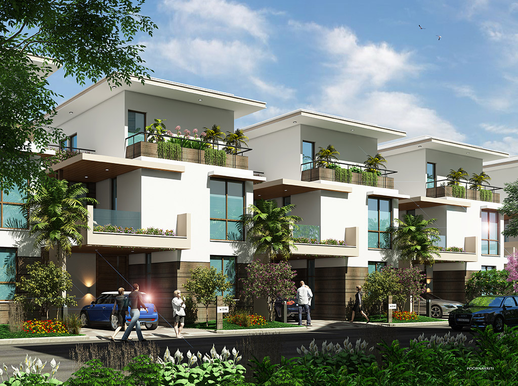 Best Luxury Villa Projects In Bangalore