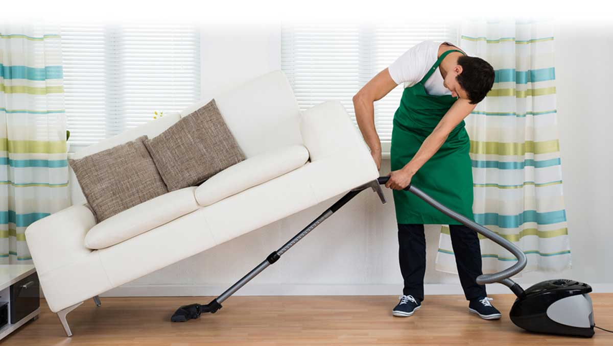 Important Points To Consider While Hiring A Maid Service - Professional Services